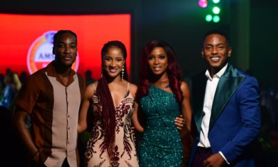 AMVCA Nominees Cocktail: Ramsey Noauh, Adesua Etomi-Wellington, Kate Henshaw, others attend (photos)