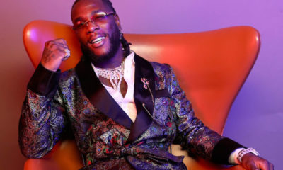 Burna Boy announces 'Twice As Tall' US tour