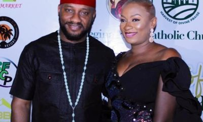 I didn't kneel to propose to my wife, it's foreign, Yul Edochie says