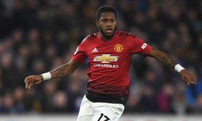 Man United's Fred named in UEFA Europa League team [Full list]