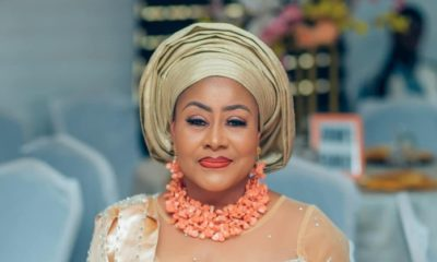 55th birthday: Veteran Nollywood Actress, Ngozi Ezeonu, celebrates in style