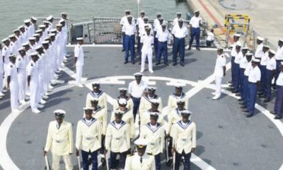 Navy begins recruitment