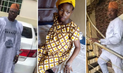 45-yrs old married man allegedly absconds after impregnating 15-yrs old housemaid in Ibadan (photos)