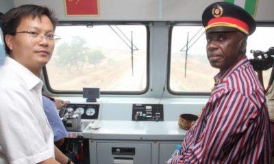 Coronavirus: Lagos-Ibadan rail is better delayed than infecting Nigerians, NRC boss says