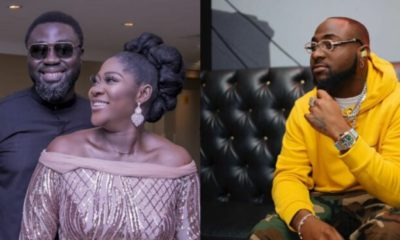 Mercy Johnson's husband, Prince Okojie reportedly sues Davido (details)