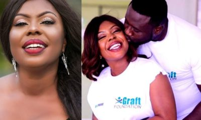 I have asked God to forgive you and your generation, Afia Schwarzenegger to ex-husband Abrokwah
