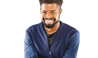 I used to wash elbows, knees, left shoulder for no reason before it became a trend, Basketmouth says