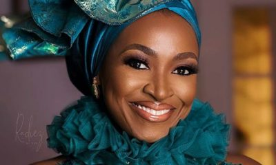 Nollywood actress Kate Henshaw has taken to her twitter page to share a tweet concerning the relief package the Government of Lagos state