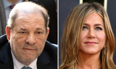 Jennifer Aniston should be killed for accusing me, Harvey Weinstein says