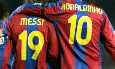 Messi set to pay $3m for Ronaldinho's freedom