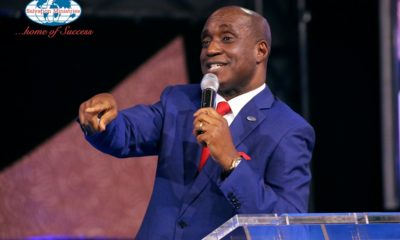 Checking your fiance's p*ni$ before marriage to see if he's sexually ok, is the highest level of self-deceit, Pastor Ibiyeomie tells women (video)