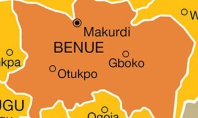 Houses burnt in communal crisis in Benue