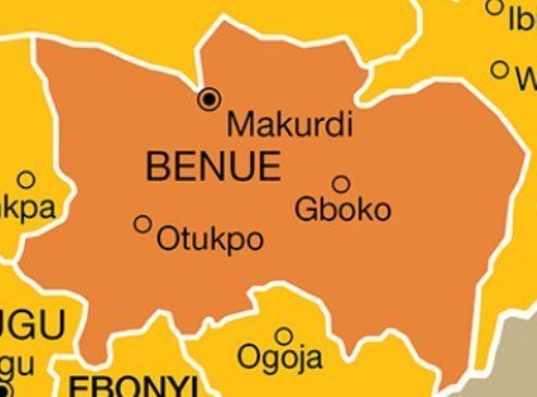 Houses burnt in communal crisis in Benue