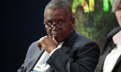 Dangote loses N240b in five hours due to coronavirus