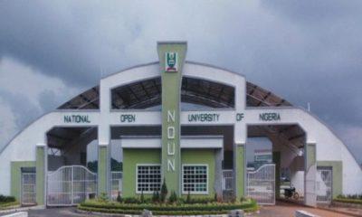 NOUN graduates 81,000 students in four years