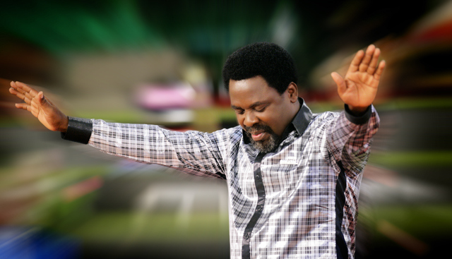 Coronavirus will be silenced before the end of March, T.B Joshua prophesies