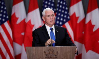 Coronavirus: US Vice President Mike Pence's staffer tests positive