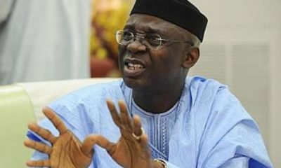 Osinbajo was in court when he was chosen to be VP- Bakare