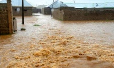 Heavy rain storm wreaks havoc in Calabar
