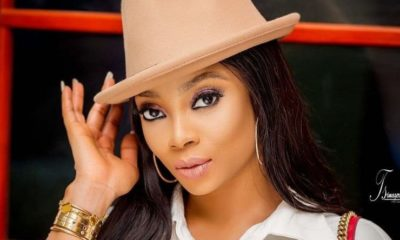 'I'm mad at China'– Toke Makinwa speaks on coronavirus