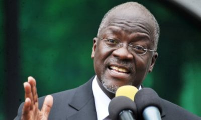 We are not closing our churches, corona is the devil and it will never survive- Tanzanian President (video)