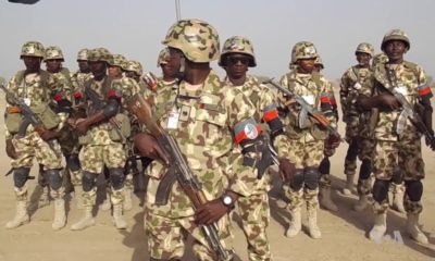 Coronavirus: Nigerian Army prepares for lock down