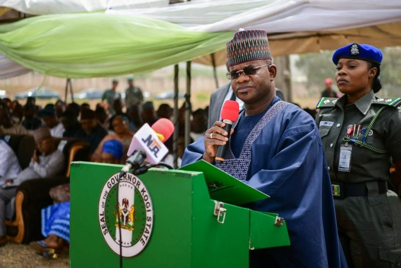 COVID-19: Bello orders visiting NCDC team to observe 14 days isolation