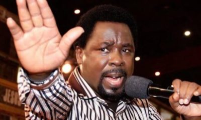 Coronavirus will be over on Friday, 27th March, Prophet TB Joshua prophesies (Video)