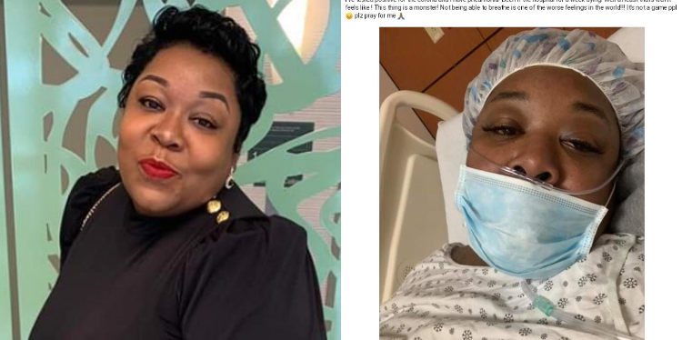 Coronavirus: It's not a game, lady who tests positive says she can't breathe