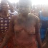 Woman paraded, disgraced, after allegedly killing her husband with Rat poison (Photos)