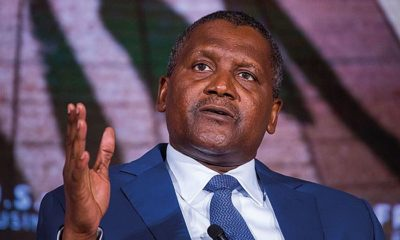 Coronavirus: CBN, Dangote,Otedola, Elumelu, others set to raise N120bn to fight virus