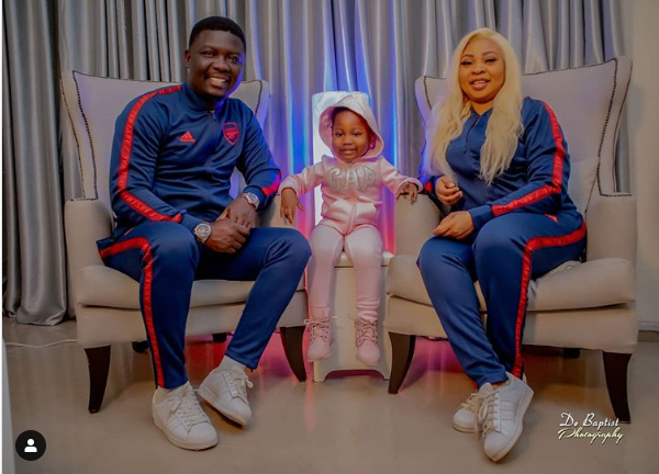 I'm glad I walked down the aisle with you, Seyi Law to wife on 9th wedding anniversary