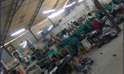 COVID-19: Lady exposes Chinese owned companies in Ogun that defied government's directive to lockdown