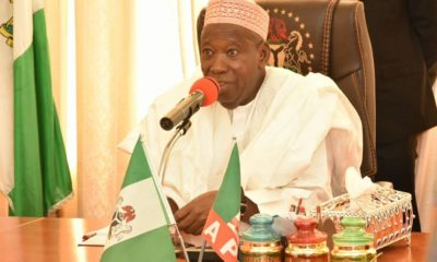 Ganduje releases 294 inmates to mark Eid celebrations