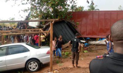 Seven perish in Enugu auto crash (photos)