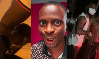 COVID-19: Comedian Sydney Talker calls out NCDC for refusing to test him after he showed symptoms (Video)