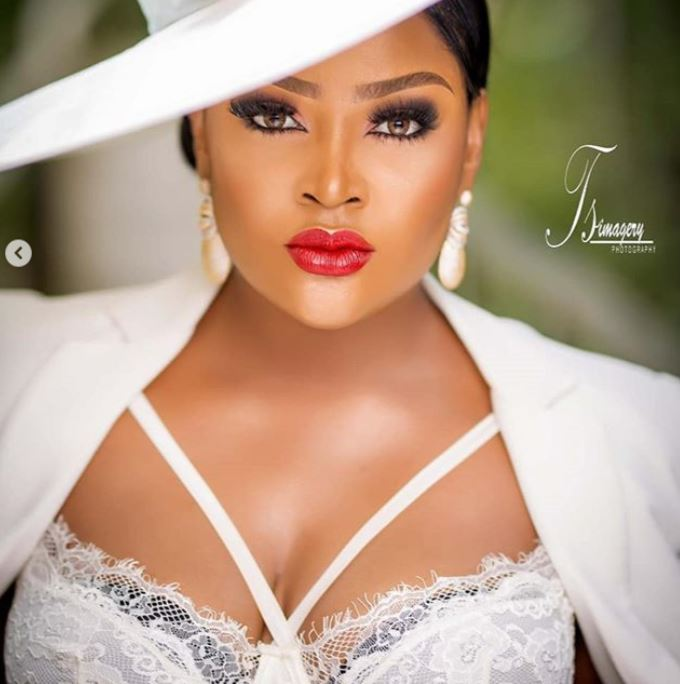 I'm lonely, I feel the need for a man's company, Actress Uche Elendu says