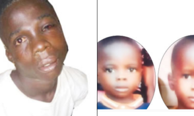 Delta: Man at large after allegedly killing seven-year-old twin nephews for money rituals