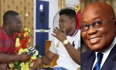 Don't limit my gift, I have the power to heal coronavirus- Ghanaian pastor, Bishop Thunder tells Nana Addo