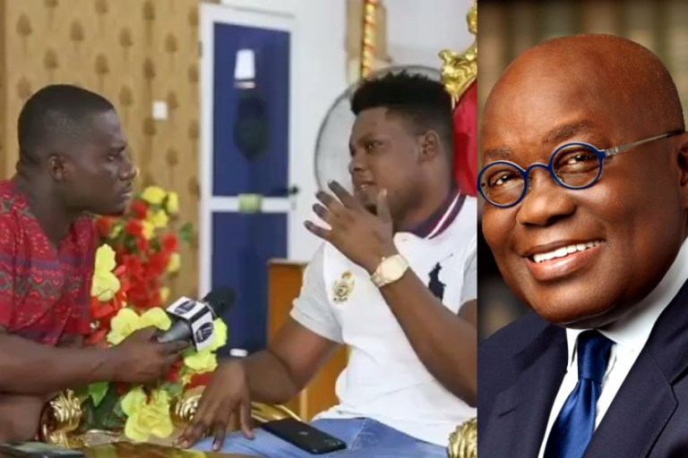Don't limit my gift, I have the power to heal coronavirus- Ghanaian pastor, Bishop Thunder tells Nana Addo
