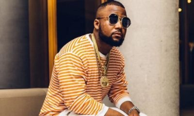 Most African celebrities will go hungry if lockdown exceeds three months- South Africa's Cassper Nyovest
