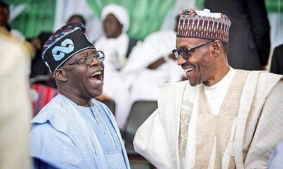 Buhari felicitates with Tinubu at 68