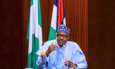 COVID-19: Full text of President Buhari's speech on the pandemic