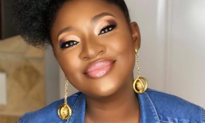 It's better to stay safe than sorry, please stay at home, Yvonne Jegede advises fans