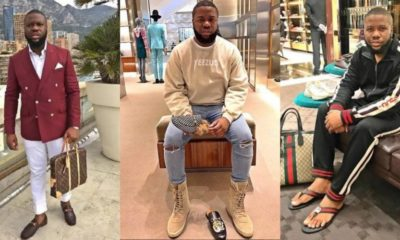 COVID-19: Hushpuppi claims billionaires are donating audio billions