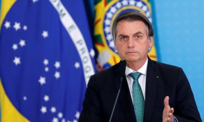 Twitter deletes two President Bolsonaro videos for breaching virus guidelines