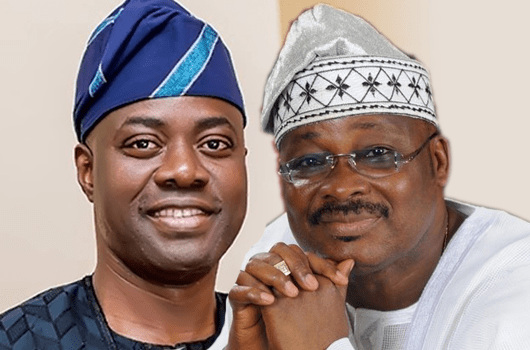 COVID-19: Ajimobi wishes Makinde quick recovery, commends FG
