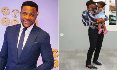 BBNaija's host Ebuka Uchendu celebrates his daughter at 2