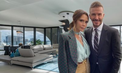 See pictures of David and Victoria Beckham new house worth $24 million in Miami