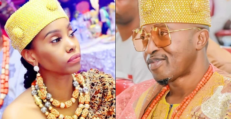 Mental illness is not a laughing matter, Oluwo of Iwo's ex-wife reacts to his declarations on coronavirus